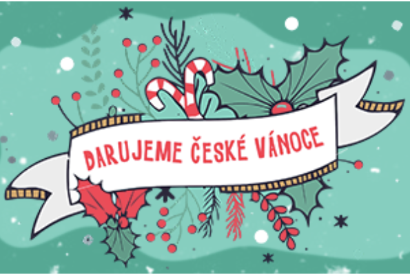 Darujeme české Vánoce